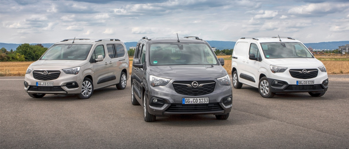 Prizes Galore in 2018: Awards for Opel's Winning Automobiles