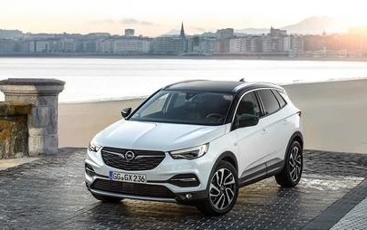 The Opel Grandland X makes entrance into Malta