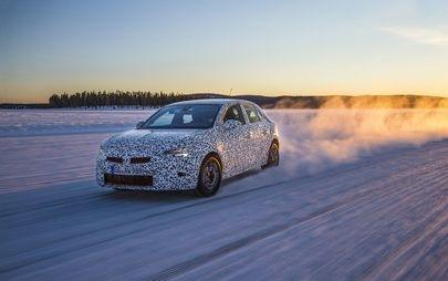 Testing, Testing, Testing: Next generation Opel Corsa gets ready