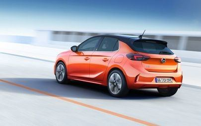 Sixth-Generation Opel Corsa Goes Electric